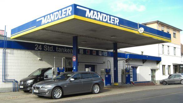 Tankstelle Gießen Bild 2